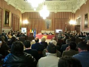 Acto de entrega SICTED Sevilla