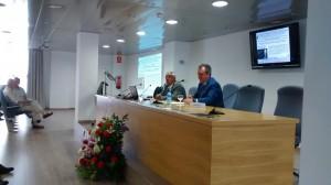 Clausura del Seminario a cargo del Alcalde de Sevilla